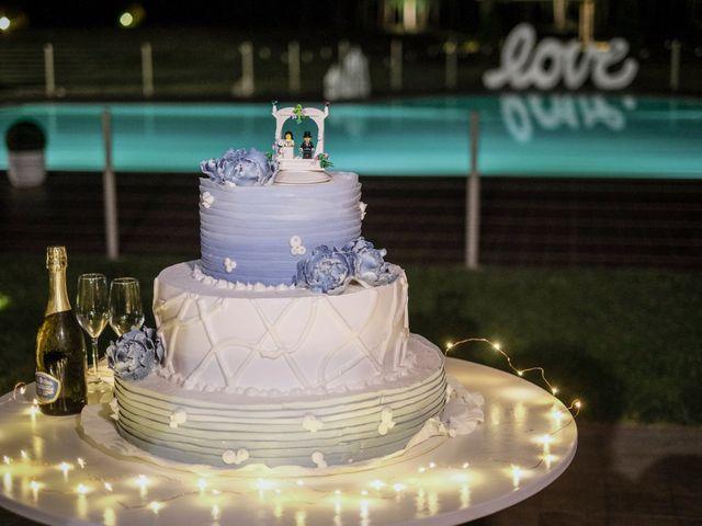 Il matrimonio di Fabio e Mary a Rovello Porro, Como 56