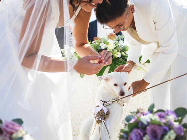 Il matrimonio di Giulia e Chiara a Terracina, Latina 10