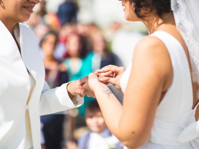 Il matrimonio di Giulia e Chiara a Terracina, Latina 11