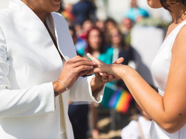 Il matrimonio di Giulia e Chiara a Terracina, Latina 12