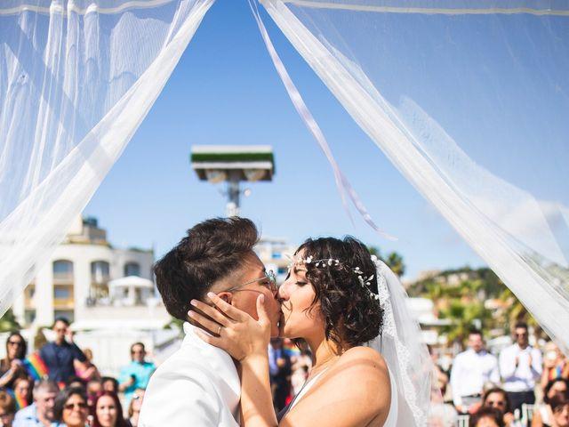 Il matrimonio di Giulia e Chiara a Terracina, Latina 13