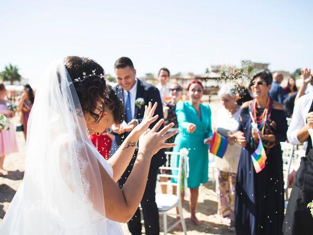 Il matrimonio di Giulia e Chiara a Terracina, Latina 14