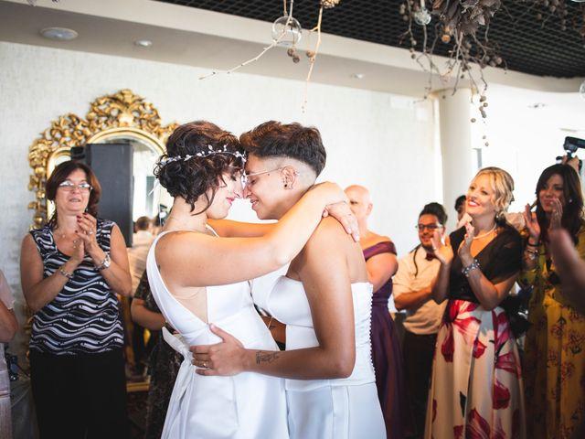 Il matrimonio di Giulia e Chiara a Terracina, Latina 18