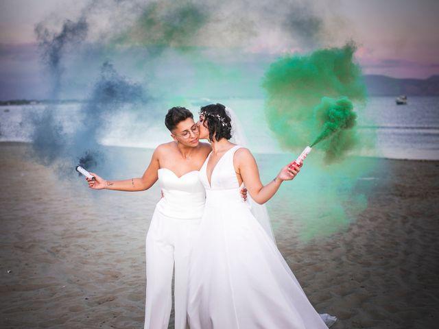 Il matrimonio di Giulia e Chiara a Terracina, Latina 22