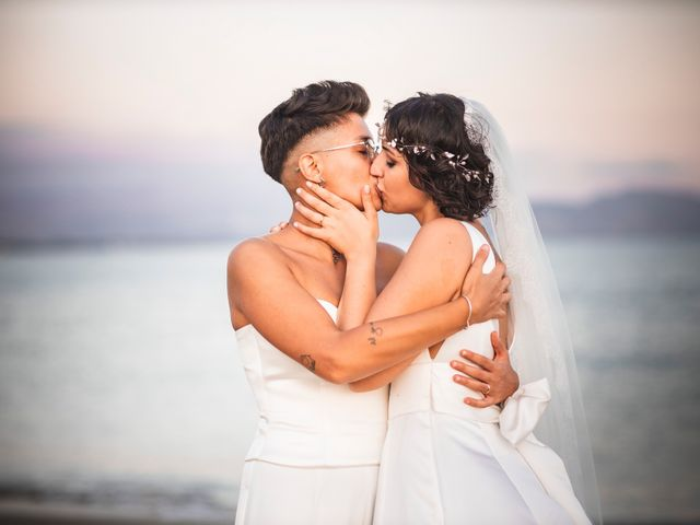 Il matrimonio di Giulia e Chiara a Terracina, Latina 23