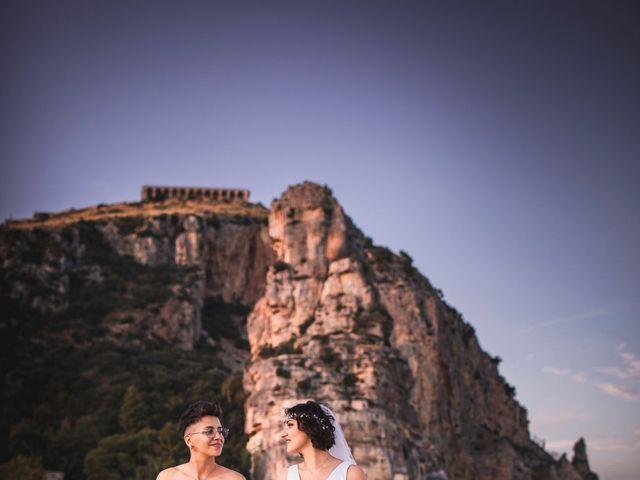 Il matrimonio di Giulia e Chiara a Terracina, Latina 24