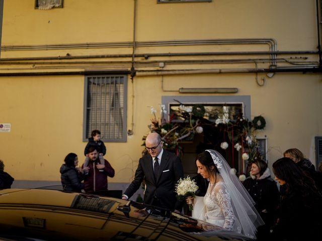 Il matrimonio di Clelia e Mauro a Pomigliano d'Arco, Napoli 23
