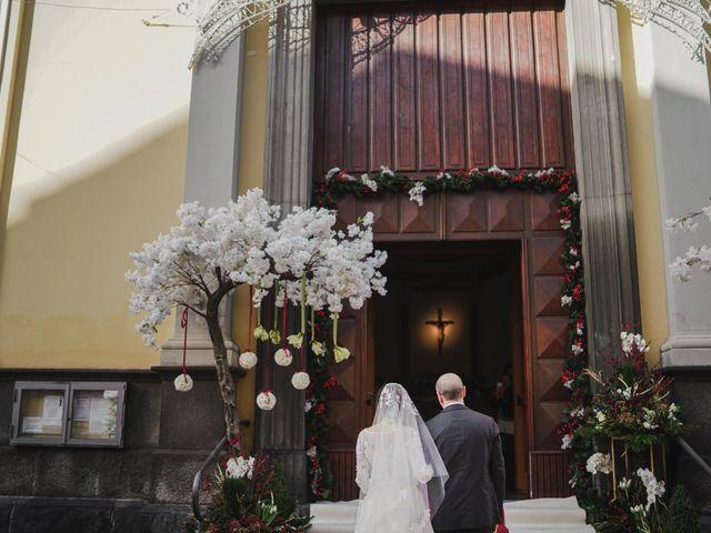 Il matrimonio di Clelia e Mauro a Pomigliano d'Arco, Napoli 29