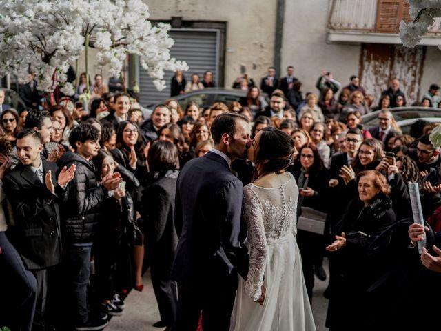 Il matrimonio di Clelia e Mauro a Pomigliano d'Arco, Napoli 33