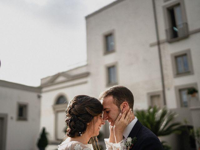 Il matrimonio di Clelia e Mauro a Pomigliano d'Arco, Napoli 34