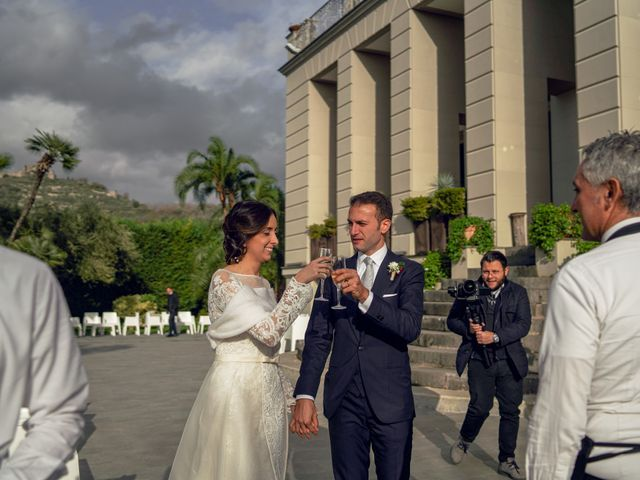 Il matrimonio di Clelia e Mauro a Pomigliano d'Arco, Napoli 47