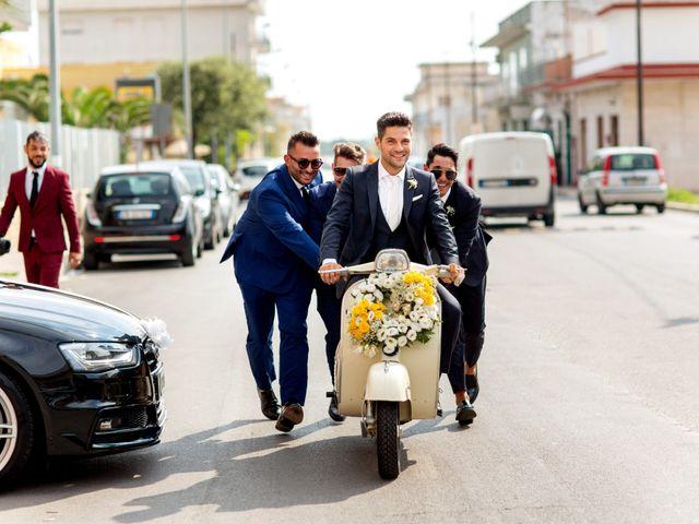 Il matrimonio di Marcella e Piero a Triggiano, Bari 6
