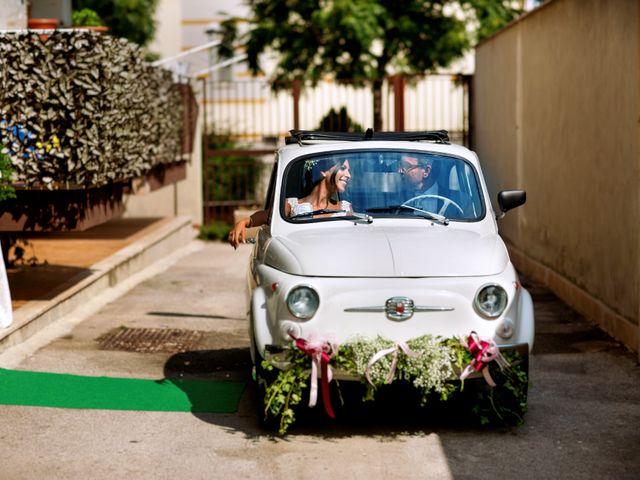 Il matrimonio di Marcella e Piero a Triggiano, Bari 14