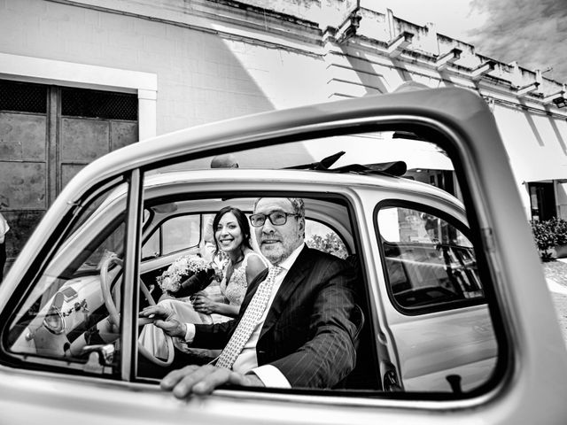 Il matrimonio di Marcella e Piero a Triggiano, Bari 15