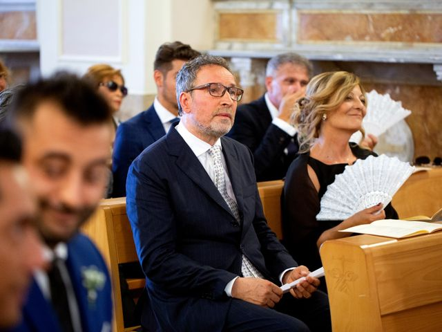 Il matrimonio di Marcella e Piero a Triggiano, Bari 19