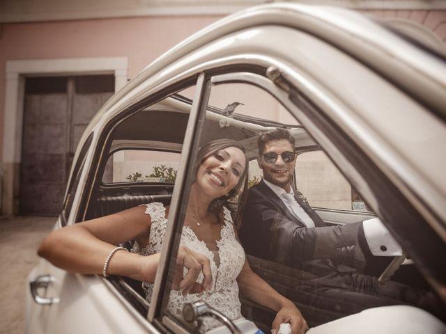 Il matrimonio di Marcella e Piero a Triggiano, Bari 26