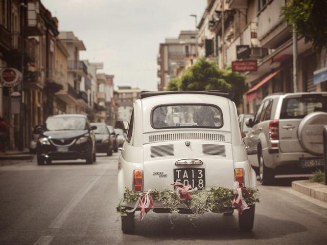 Il matrimonio di Marcella e Piero a Triggiano, Bari 27