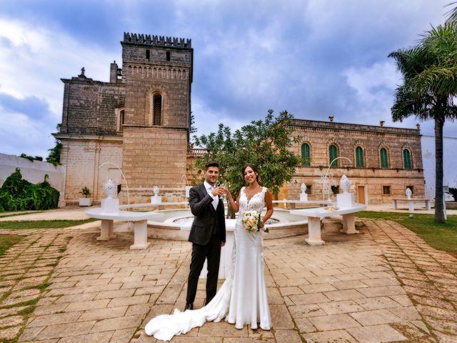 Il matrimonio di Marcella e Piero a Triggiano, Bari 35