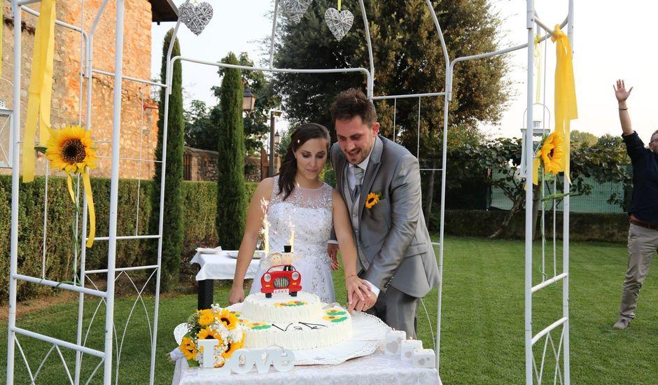 Il matrimonio di Daniele e Valeria a Seriate, Bergamo