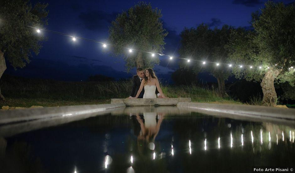 Il matrimonio di Francesco e Francesca a Rocca di Neto, Crotone