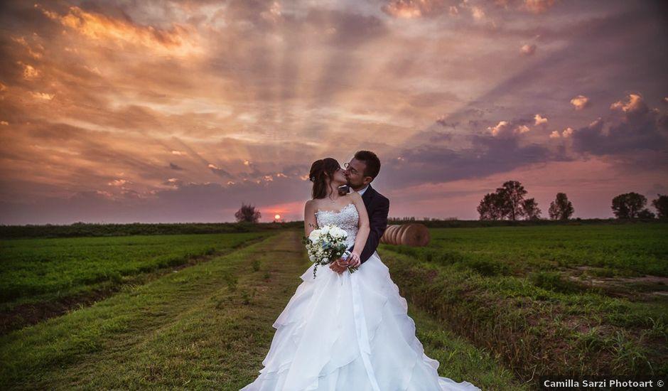 Il matrimonio di Mattia e Luana a Cremona, Cremona