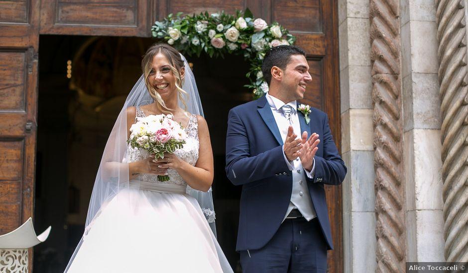 Il matrimonio di Matteo e Samanta a Cagli, Pesaro - Urbino
