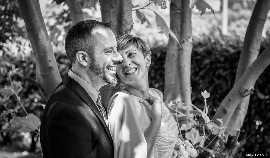 Il matrimonio di Mauro e Debora a Mathi, Torino