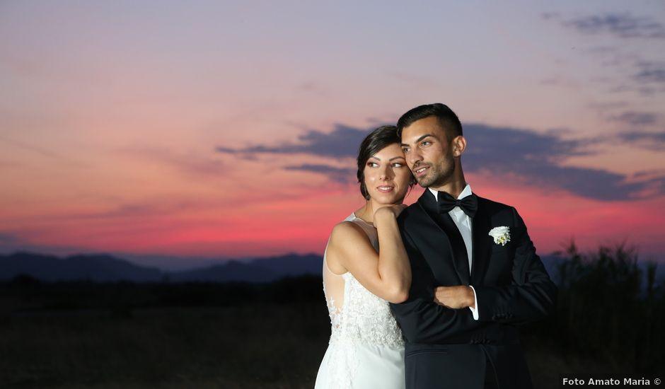 Il matrimonio di Luigi e Valentina a Melissa, Crotone
