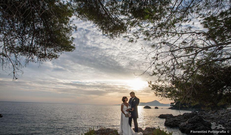 Il matrimonio di Raffaele e Stefania a Maratea, Potenza