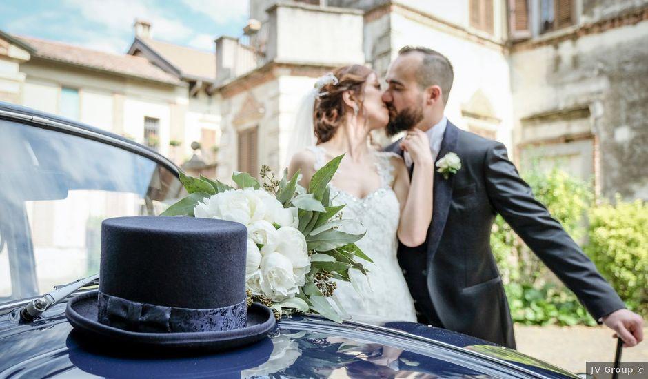 Il matrimonio di Fabio e Mary a Rovello Porro, Como