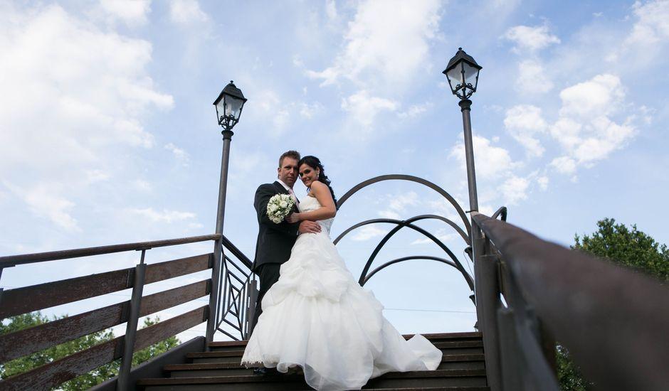 Il matrimonio di Fabio e Sabine a Monastier di Treviso, Treviso