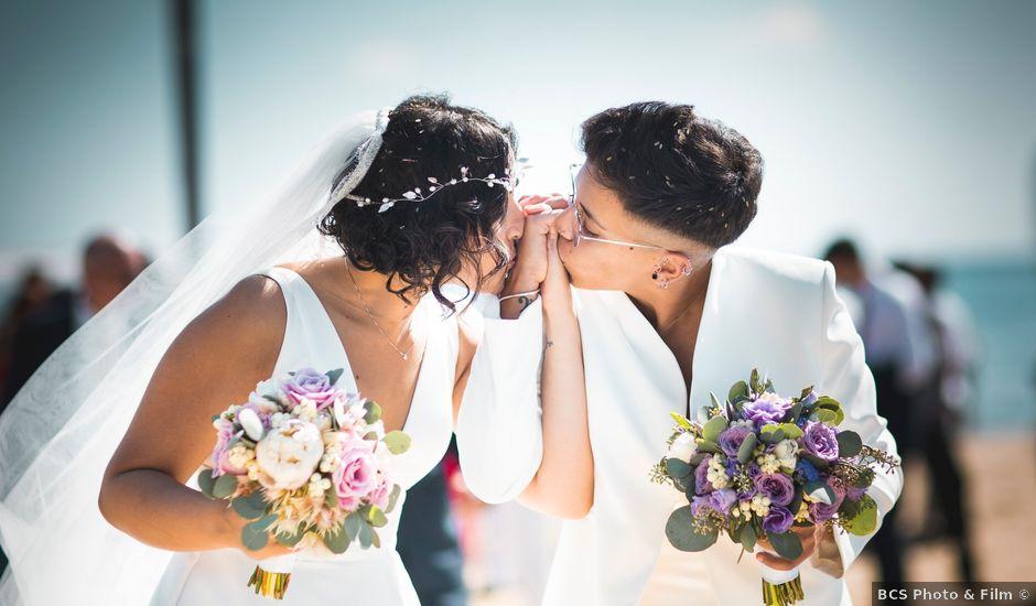 Il matrimonio di Giulia e Chiara a Terracina, Latina