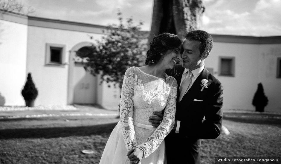 Il matrimonio di Clelia e Mauro a Pomigliano d'Arco, Napoli