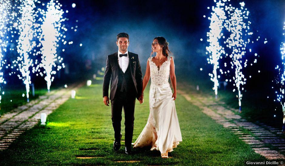 Il matrimonio di Marcella e Piero a Triggiano, Bari