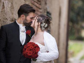Le nozze di Maurizio e Eva