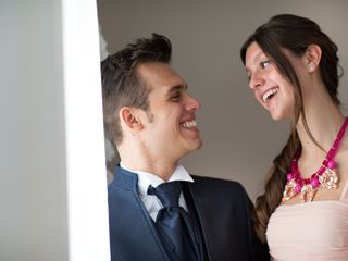 Le nozze di Selene e Davide 1