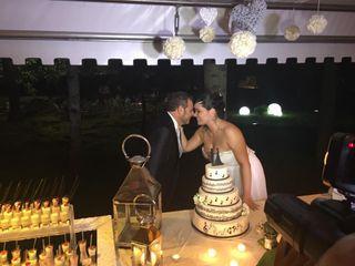 Le nozze di Pamela e Giuseppe