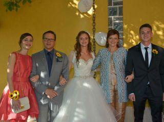 Le nozze di Alberto e Agnese 1
