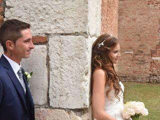 Le nozze di Alberto e Agnese