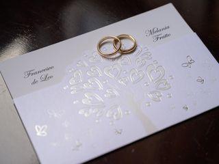 Le nozze di Melania e Francesco 1