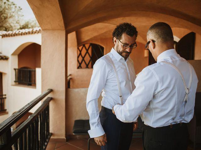 Il matrimonio di Mirco e Domitilla a Porto Cervo, Sassari 22