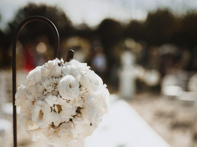 Il matrimonio di Mirco e Domitilla a Porto Cervo, Sassari 42