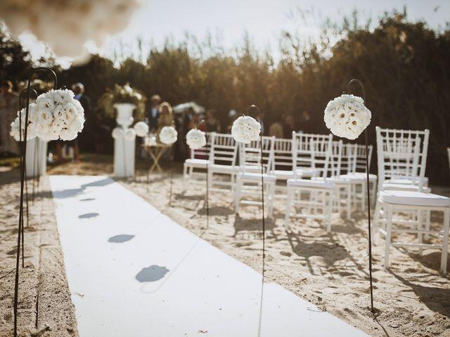 Il matrimonio di Mirco e Domitilla a Porto Cervo, Sassari 43