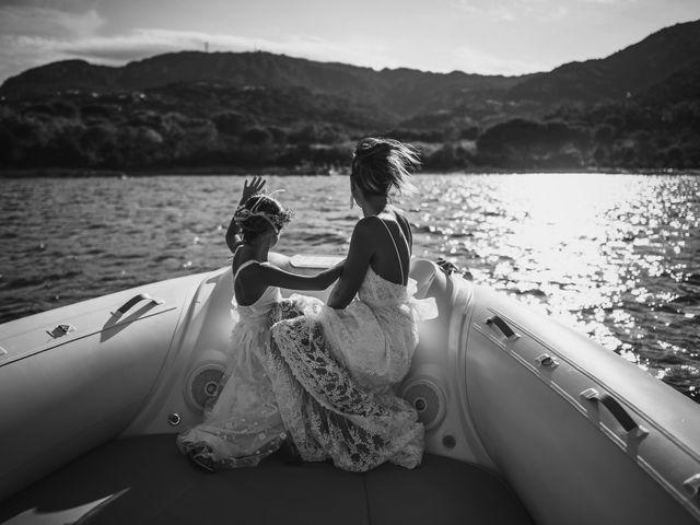 Il matrimonio di Mirco e Domitilla a Porto Cervo, Sassari 49