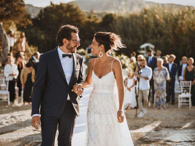 Il matrimonio di Mirco e Domitilla a Porto Cervo, Sassari 56