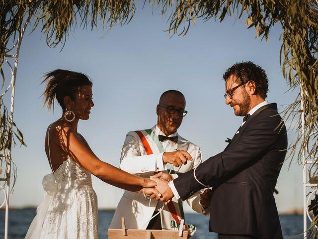 Il matrimonio di Mirco e Domitilla a Porto Cervo, Sassari 58