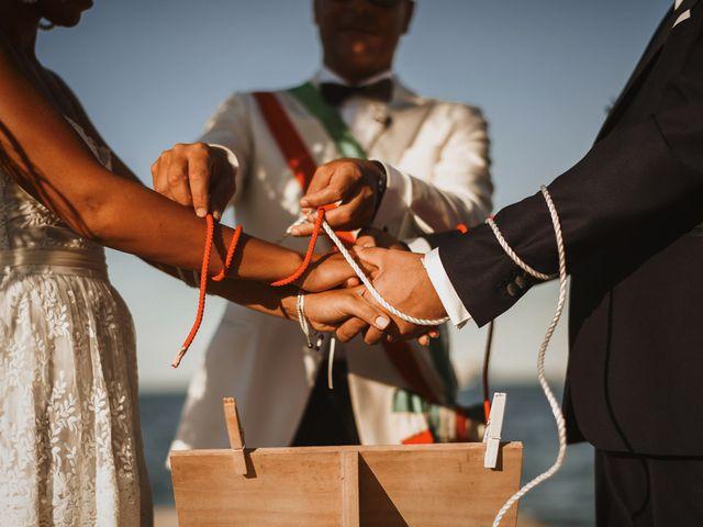 Il matrimonio di Mirco e Domitilla a Porto Cervo, Sassari 59