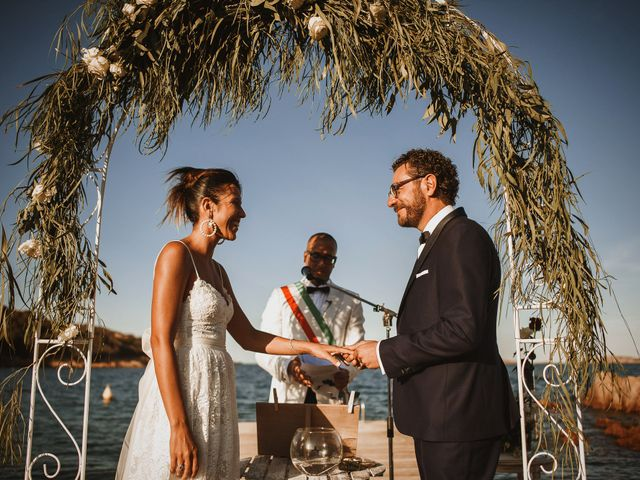 Il matrimonio di Mirco e Domitilla a Porto Cervo, Sassari 60