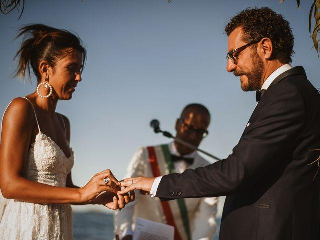 Il matrimonio di Mirco e Domitilla a Porto Cervo, Sassari 61