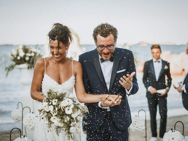 Il matrimonio di Mirco e Domitilla a Porto Cervo, Sassari 63